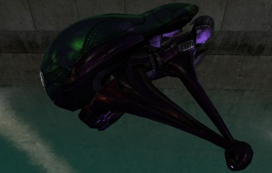 Kanji Okamis Halo 3 Banshee For Garry's Mod Image 1