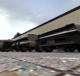 L4D Drivable cars For Garry's Mod Image 1