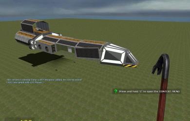 sbep_ship.zip For Garry's Mod Image 1