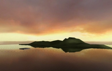 two_island.zip For Garry's Mod Image 1
