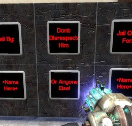 admin_jail.zip For Garry's Mod Image 1