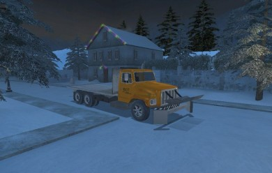 snowplow.zip For Garry's Mod Image 1
