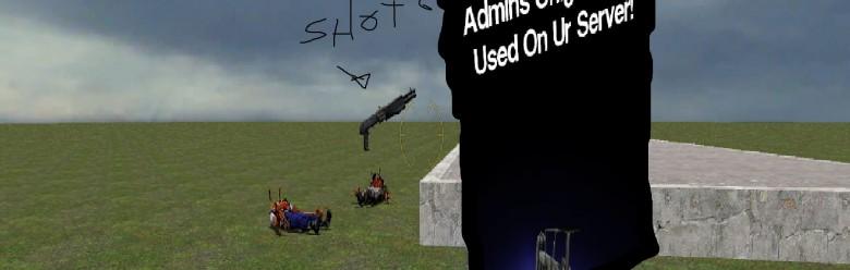 weapon_pack_1_admin_gun.zip For Garry's Mod Image 1