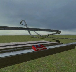flatgrassrollercoaster.zip For Garry's Mod Image 1