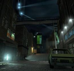 rp_city11_night.zip For Garry's Mod Image 1