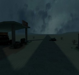 gas_stop_night.zip For Garry's Mod Image 1