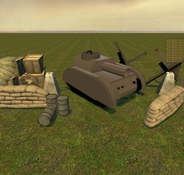 band-aid's-tank.zip For Garry's Mod Image 2