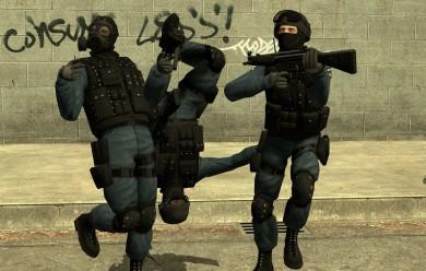 robbersswats.zip For Garry's Mod Image 1
