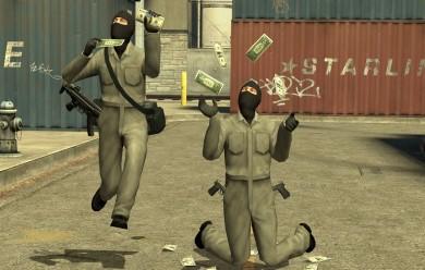 robbersswats.zip For Garry's Mod Image 2