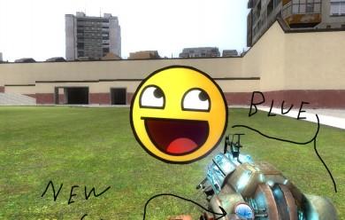 new_physc_gun.zip For Garry's Mod Image 1