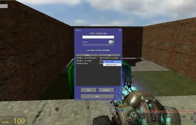 aplayer.zip For Garry's Mod Image 1