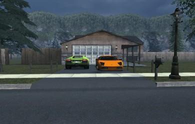 Drivable Murcielago For Garry's Mod Image 1