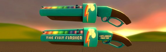 TF2 The Filly Flasher hexed