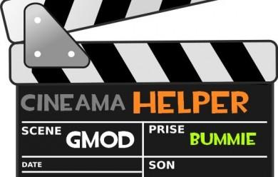 CinemaHelper For Garry's Mod Image 1