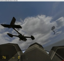 fighter_airplane.zip For Garry's Mod Image 2