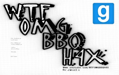 WTFOMGBBQH4X OfficialWallpaper For Garry's Mod Image 1