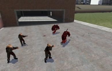 menter's_zombine_gunner.zip For Garry's Mod Image 1