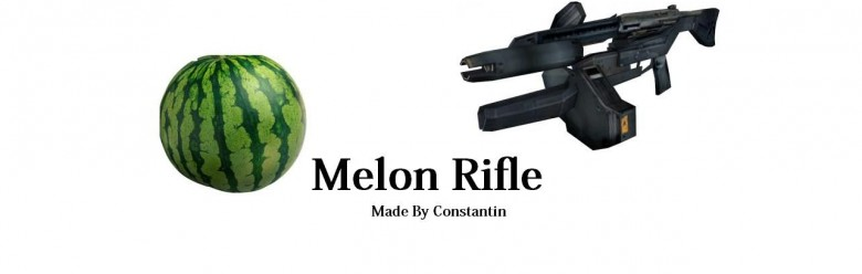 melonrifle.zip For Garry's Mod Image 1