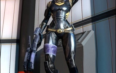 Mass Effect 3 Tali'Zorah For Garry's Mod Image 1