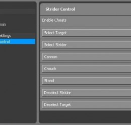 StriderControl.zip For Garry's Mod Image 2