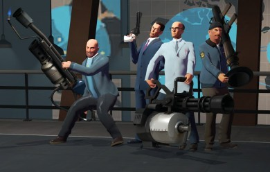 HL2: TF2 Style: Group A For Garry's Mod Image 1