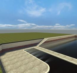 GM_Flatgrass_Waterstruct For Garry's Mod Image 1