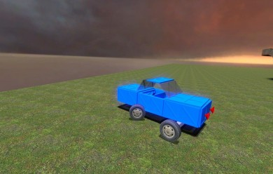 The Metal Car For Garry's Mod Image 1