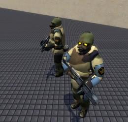 Woodland Combine.zip For Garry's Mod Image 1