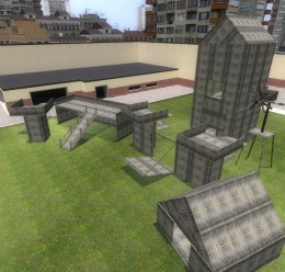 Destructable wooden buildings  For Garry's Mod Image 3