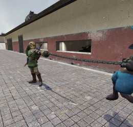 SSBB: Link For Garry's Mod Image 2
