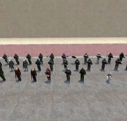Combine Infantry NPCS For Garry's Mod Image 2
