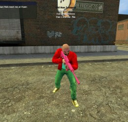 Gay Lance Replaces Grigori For Garry's Mod Image 1