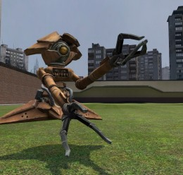 Zeta Robot For Garry's Mod Image 1