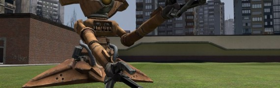 Zeta Robot