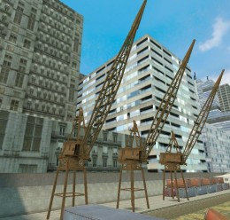 Gm_Bigcity with items V2 For Garry's Mod Image 2
