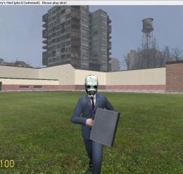 combine_g-man.zip For Garry's Mod Image 2