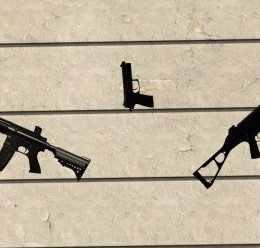 H&K Weapons Pack Part 2 For Garry's Mod Image 1