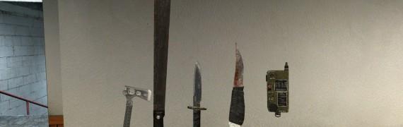 Rin's Black Ops Knife Pack