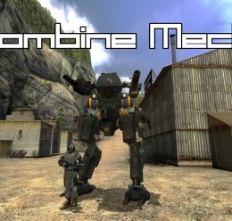 Combine Mech For Garry's Mod Image 1