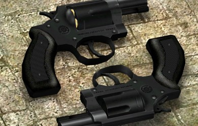 taurus .44 mag pocket revolver For Garry's Mod Image 1