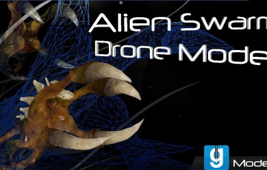 Alien Swarm Drone For Garry's Mod Image 1
