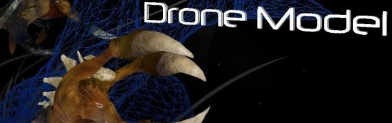 Alien Swarm Drone