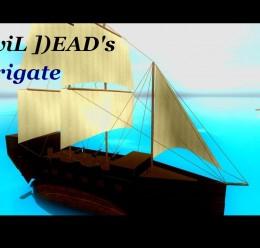 EviL DEAD's [ Frigate ] For Garry's Mod Image 1