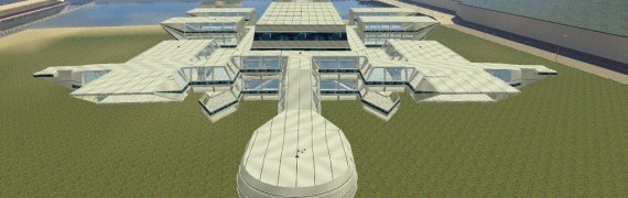 FLYABLE SPACE SHIP V2.4