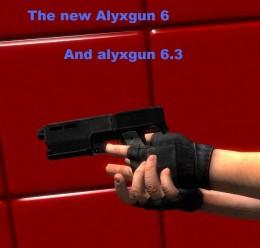 alyxgun6.3.zip For Garry's Mod Image 3