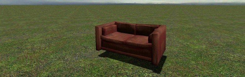 car_couch.zip For Garry's Mod Image 1