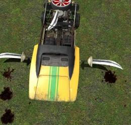 bladecar.zip For Garry's Mod Image 3