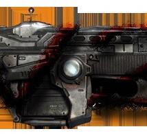 Chainsaw Gun Version 2 For Garry's Mod Image 1