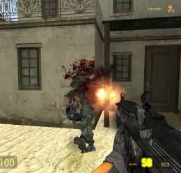 Chainsaw Gun Version 2 For Garry's Mod Image 3