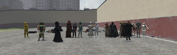 Star Wars NPCs Advanced Dupe